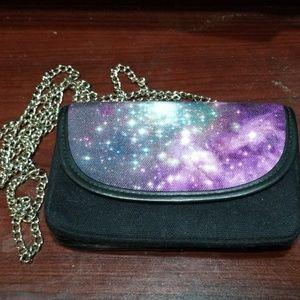 Galaxy phone wallet